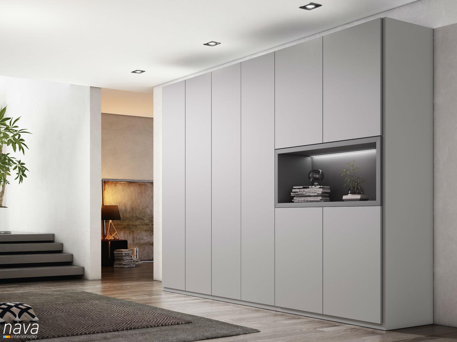 armario-puerta-lisa-hueco-incorporado