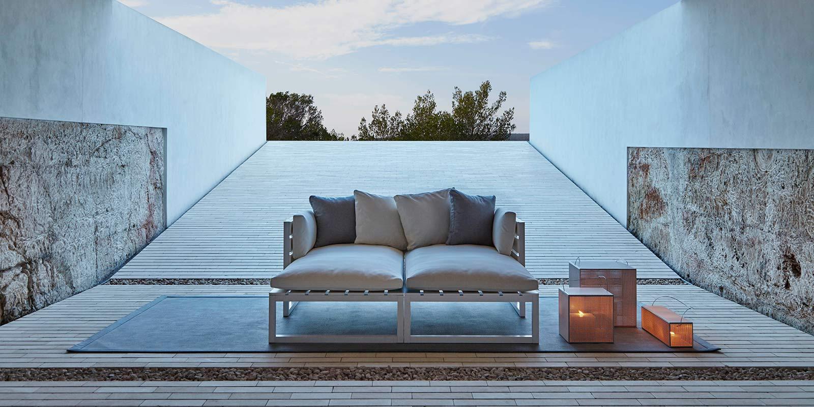 Alfombra outdoor rugs hogar interiorismo