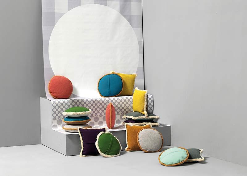 Cojines Bang textil hogar interiorismo