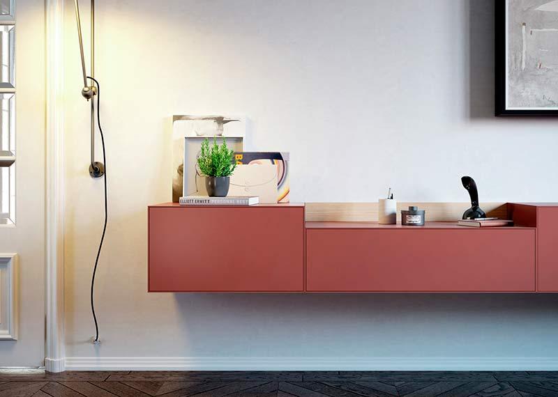 Entradas mueble hogar interiorismo