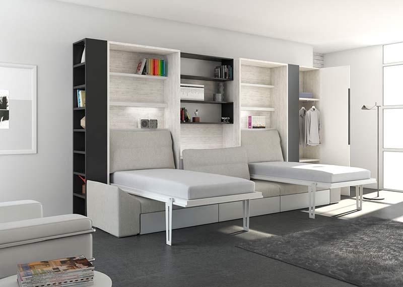 Juvenil dormitorio hogar interiorismo