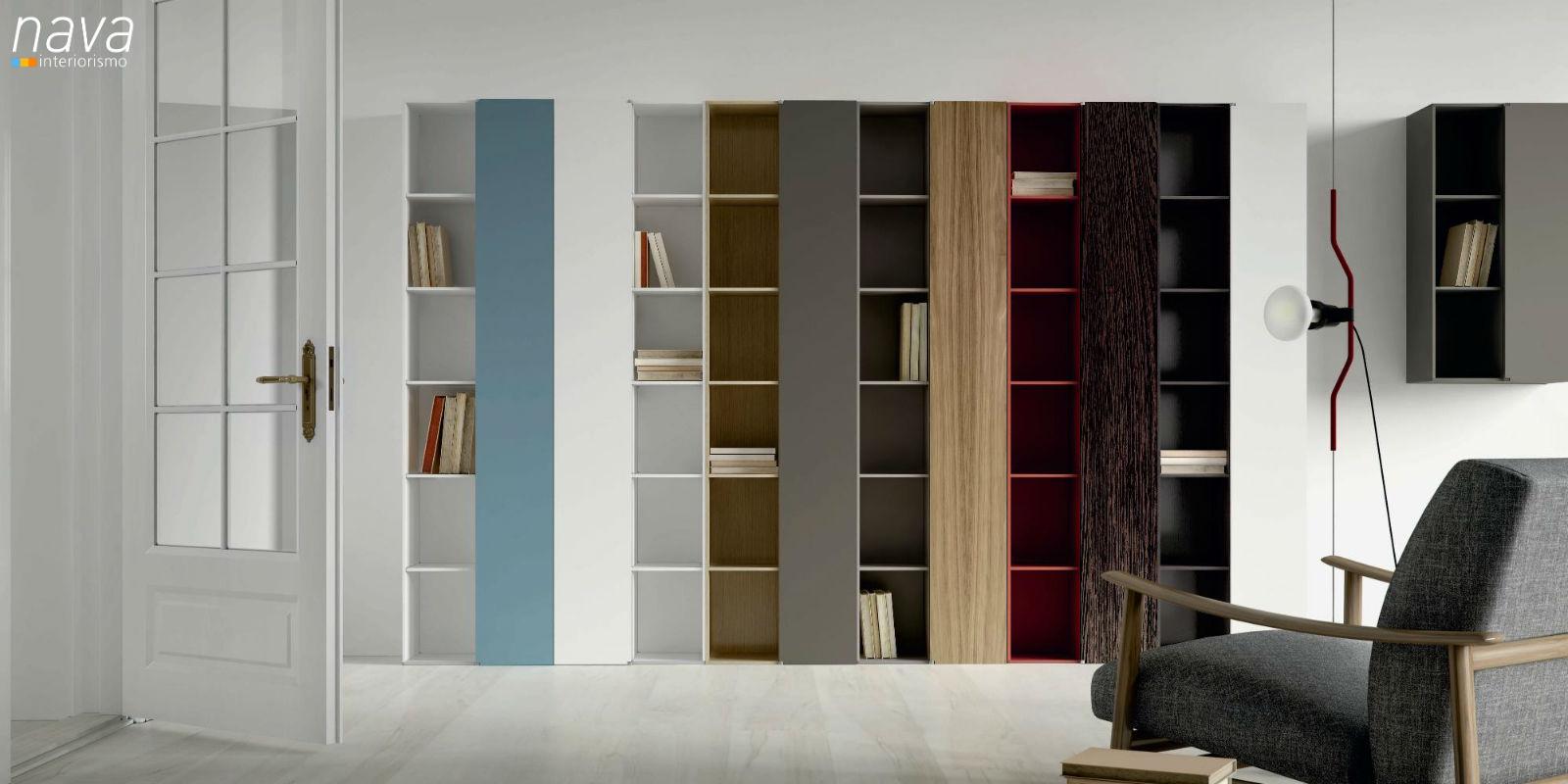 libreria-puerta-batiente-180º