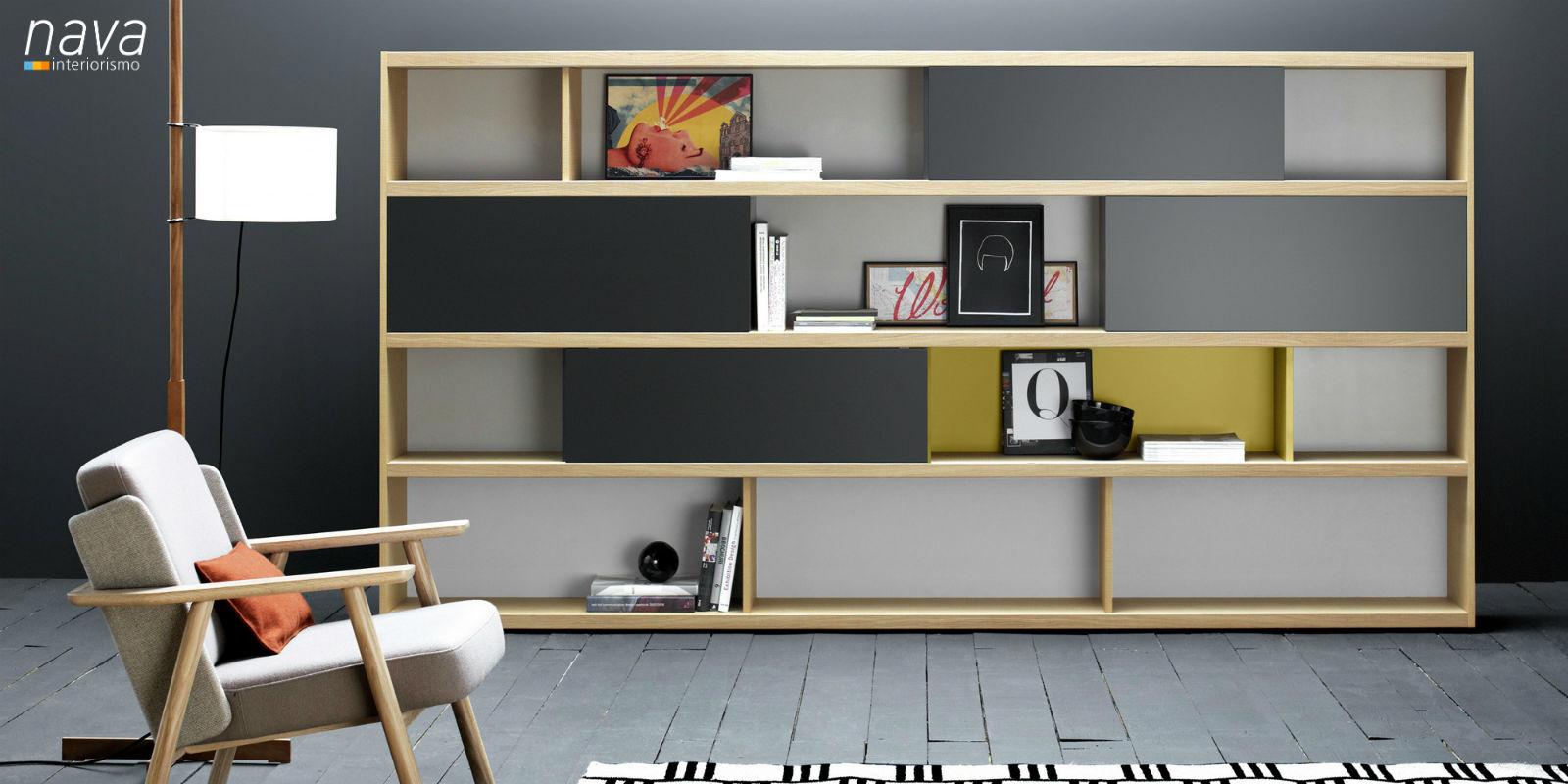 libreria-madera