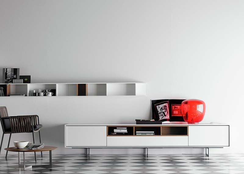 Mesa television tv hogar interiorismo