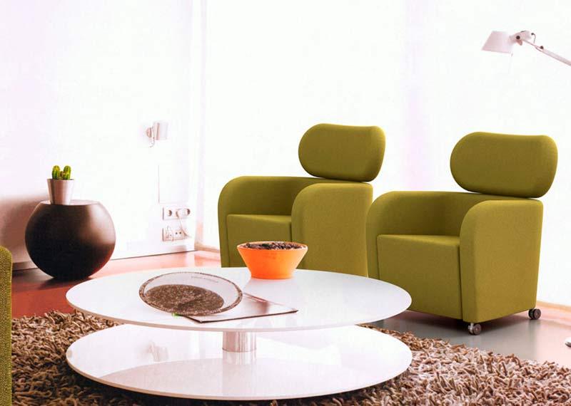 Sillones butaca boxy hogar interiorismo